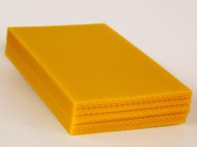 Bienenwabenplatten ca. 20 cm c 35 cm